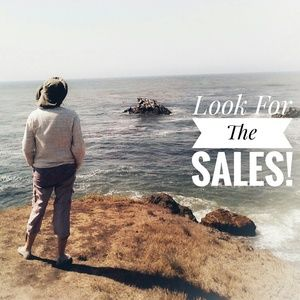 Other - Keep your eye out for my sails...make that sales!